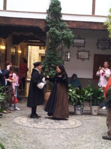 El mercader de La Seda-Sonríe Travel-Granada