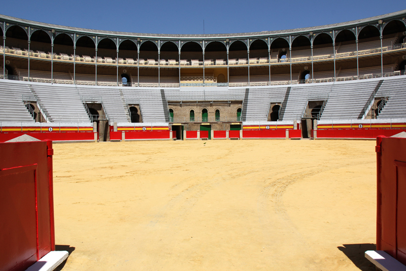 RUEDOS CON HISTORIA Plaza de toros de Granada