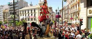 Fiesta del Corpus en Granada