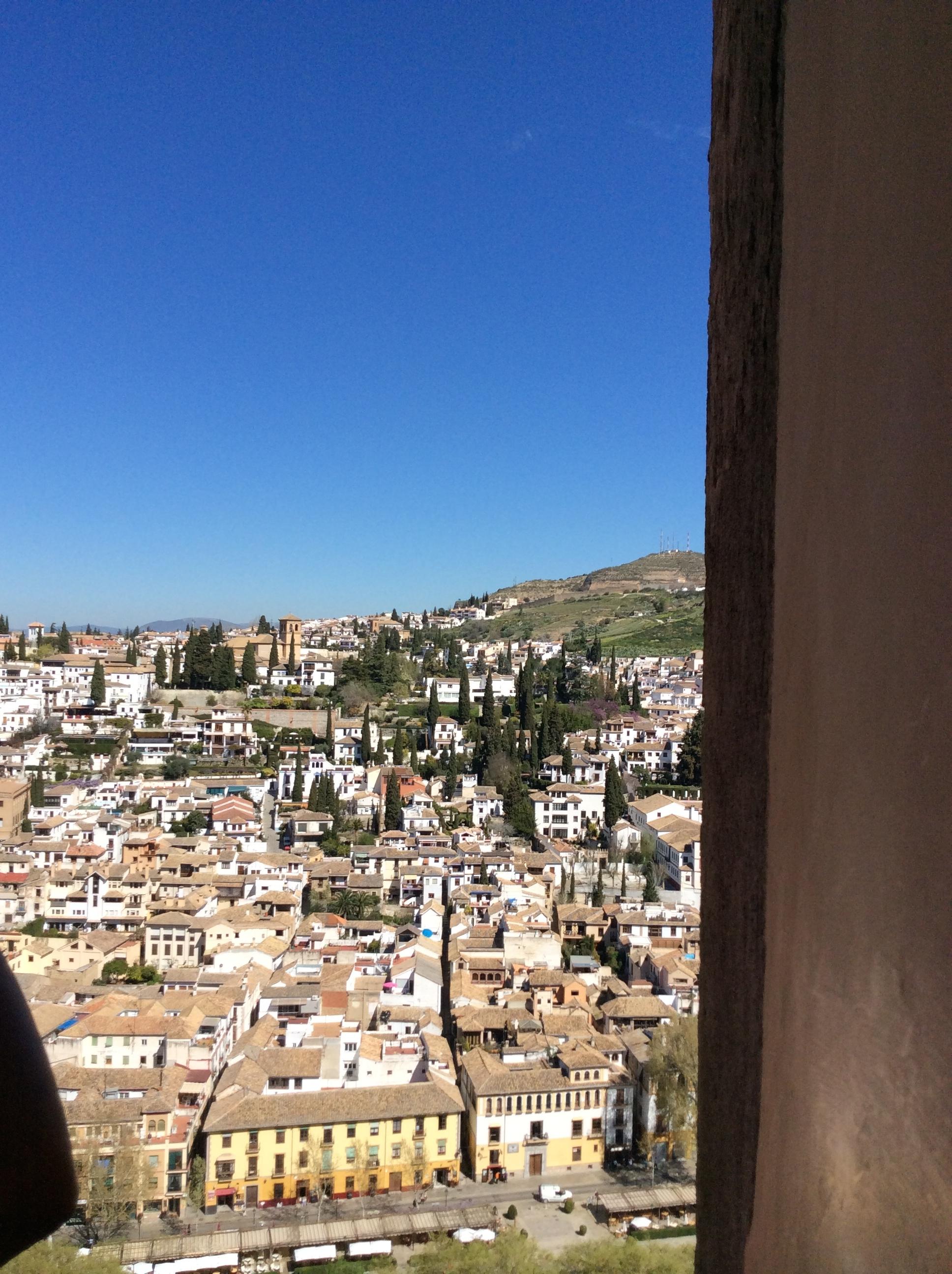 Mirador-Alhambra-Albaycin-Granada
