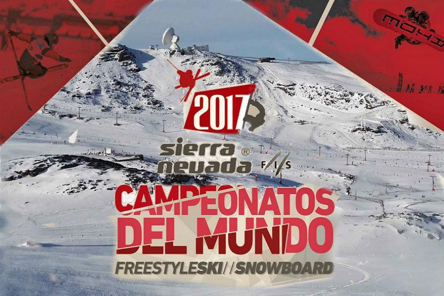 foto cogida de sierra-nevada-freestyle-worlchampionships