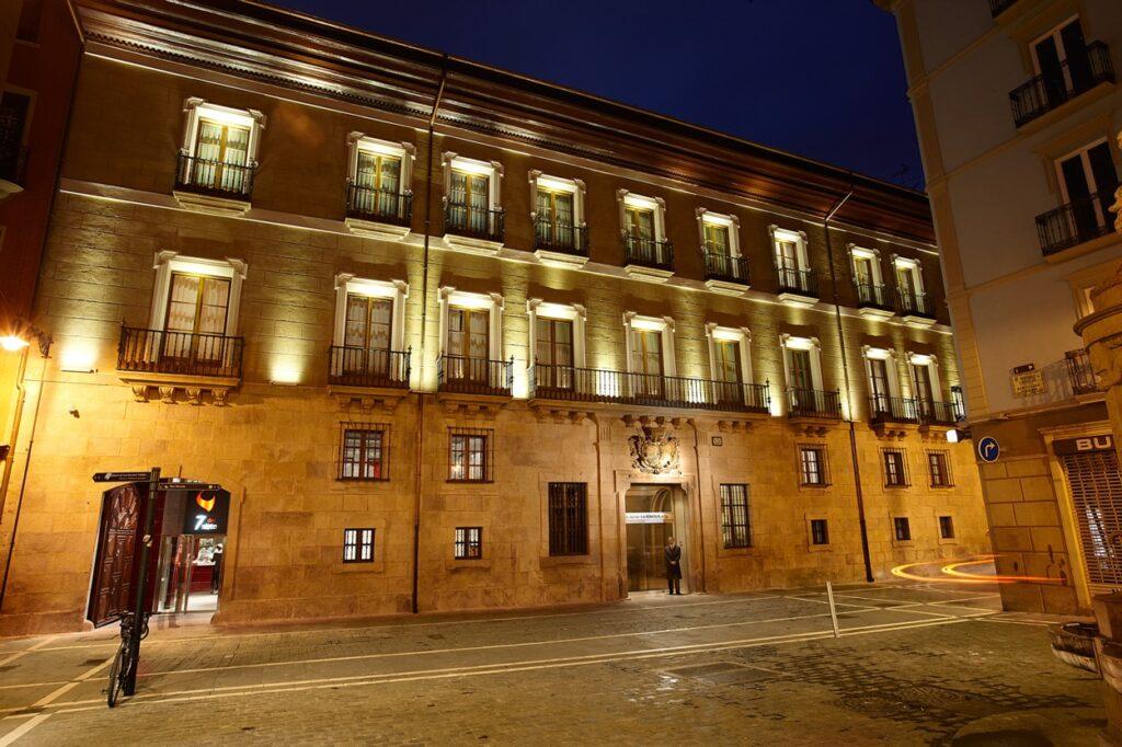 Palacio de Guendulain Lujp