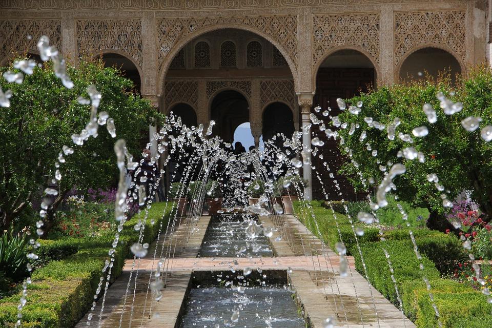 Jardines del Generalife - Alhambra