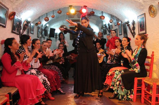 Flamenco - Cuevas