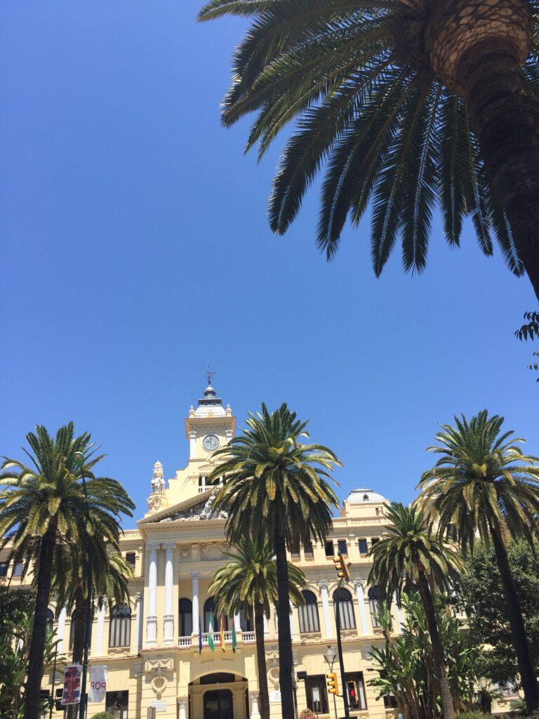 #Málaga