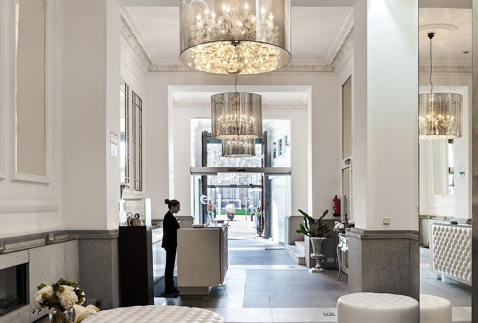 Hotel Hospes Puerta Alcala ***** – Madrid