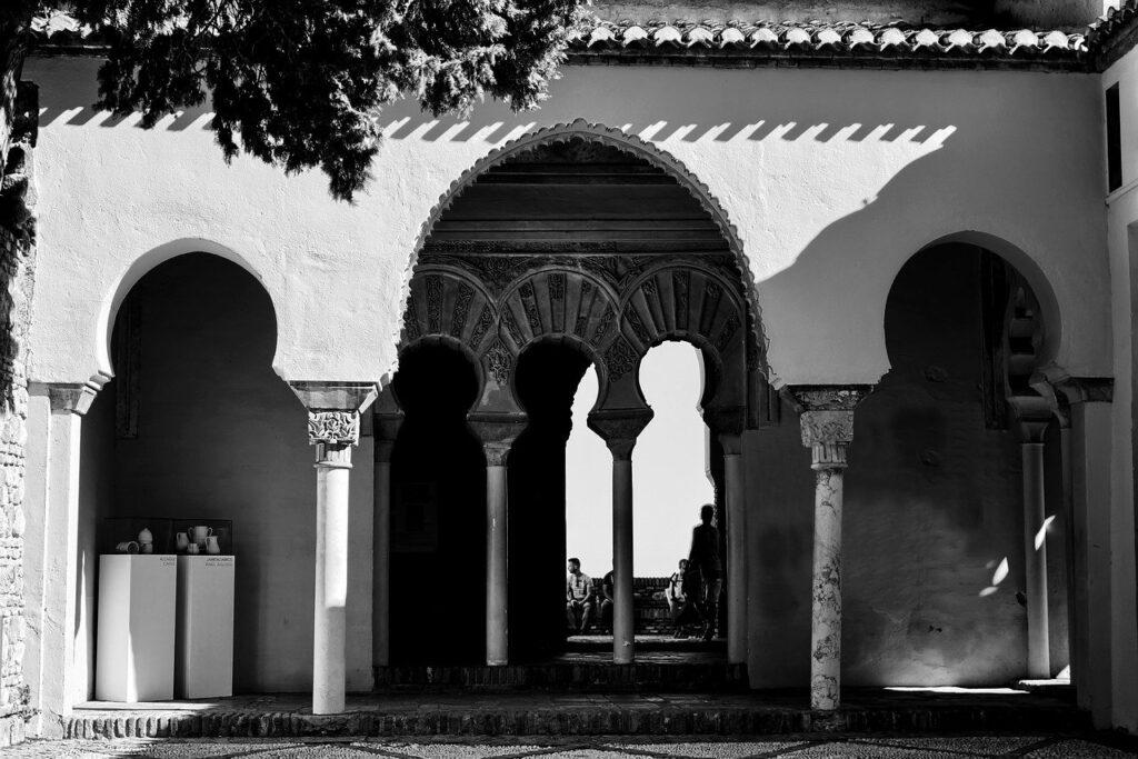 Alcazaba- Málaga