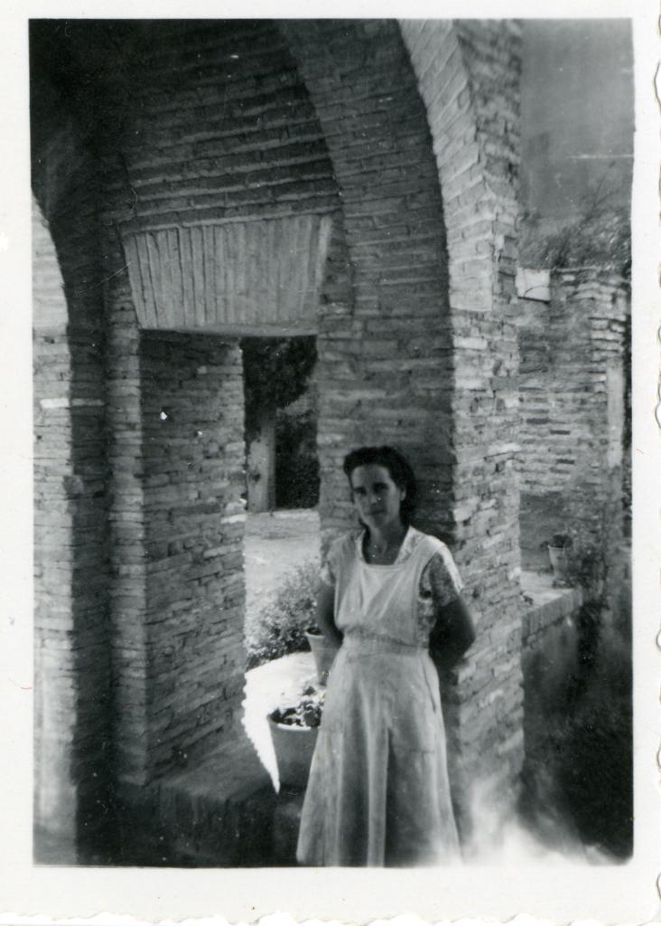 María del Partal - Alhambra